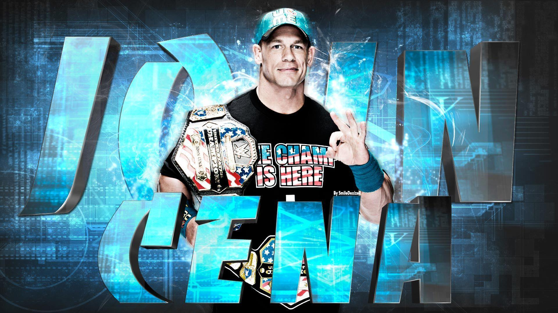 wwe wallpaper 1280x1024 jhone chena - photo #32