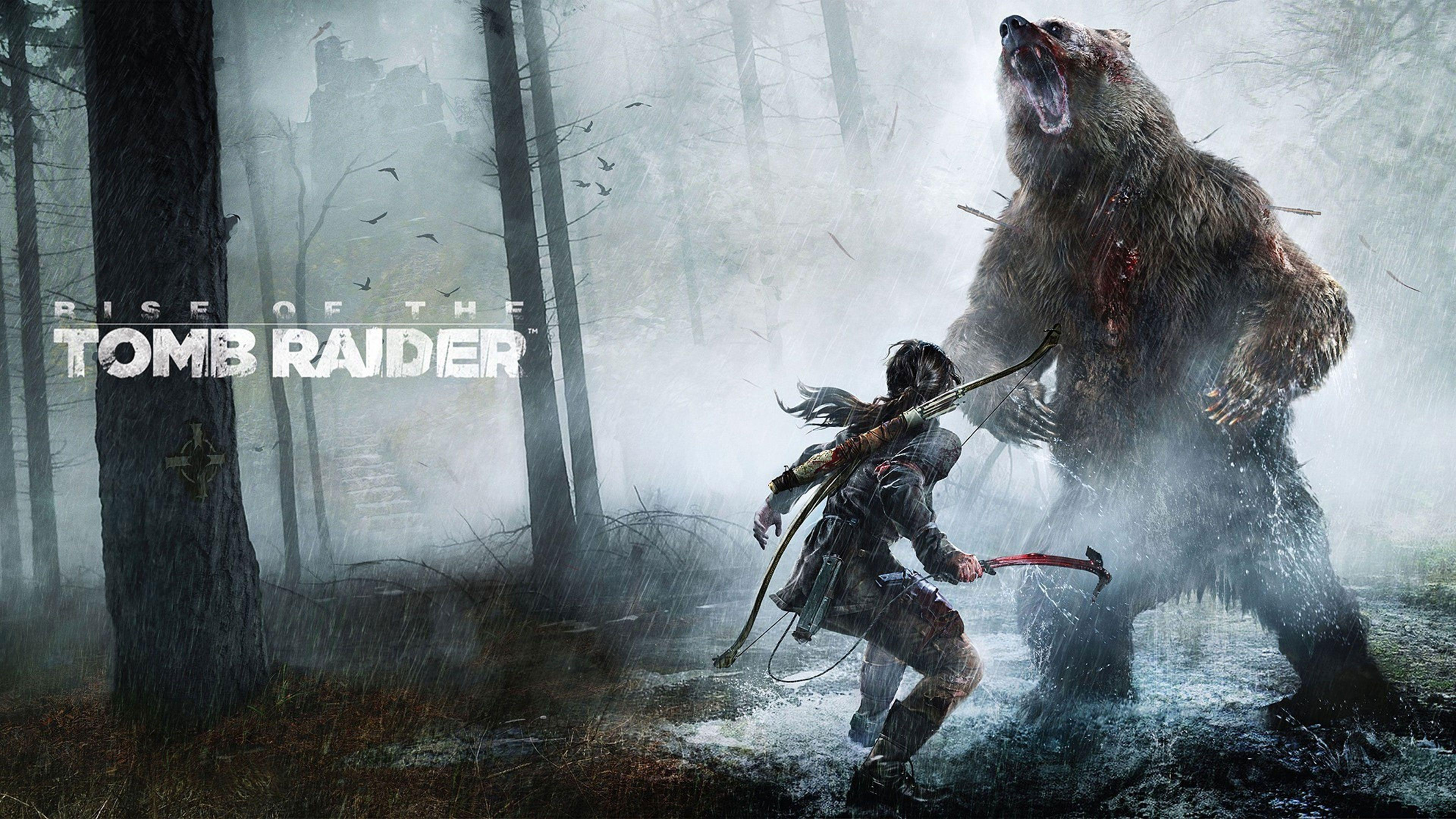 Rise Of The Tomb Raider Wallpapers In Ultra HD