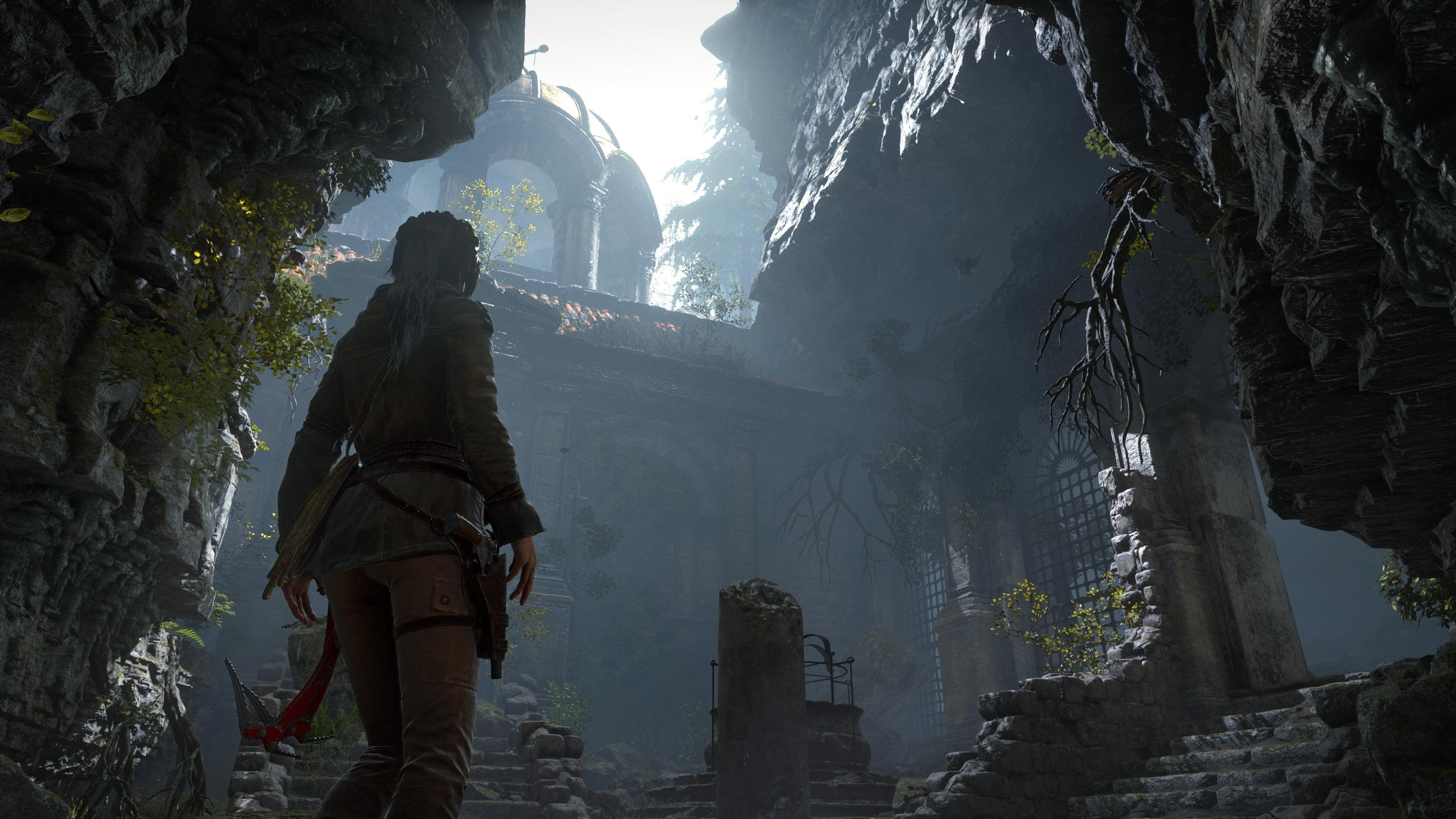 Tomb raider 2016 android wallpapers wallpaper cave - Rise of the tomb raider 4k wallpaper ...
