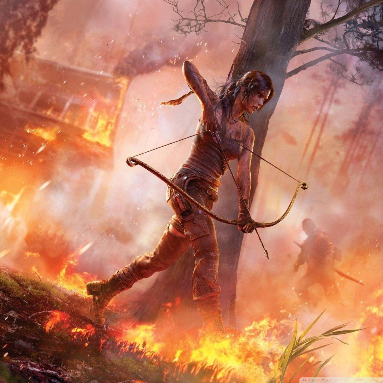 Tomb Rider Wallpaper: Tomb Raider 2016 Android Wallpapers
