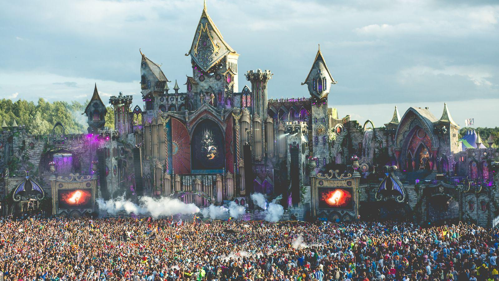 Tomorrowland 2016 Laser Show HD Wallpapers - Wallpaper Cave Tomorrowland 2012 Wallpaper