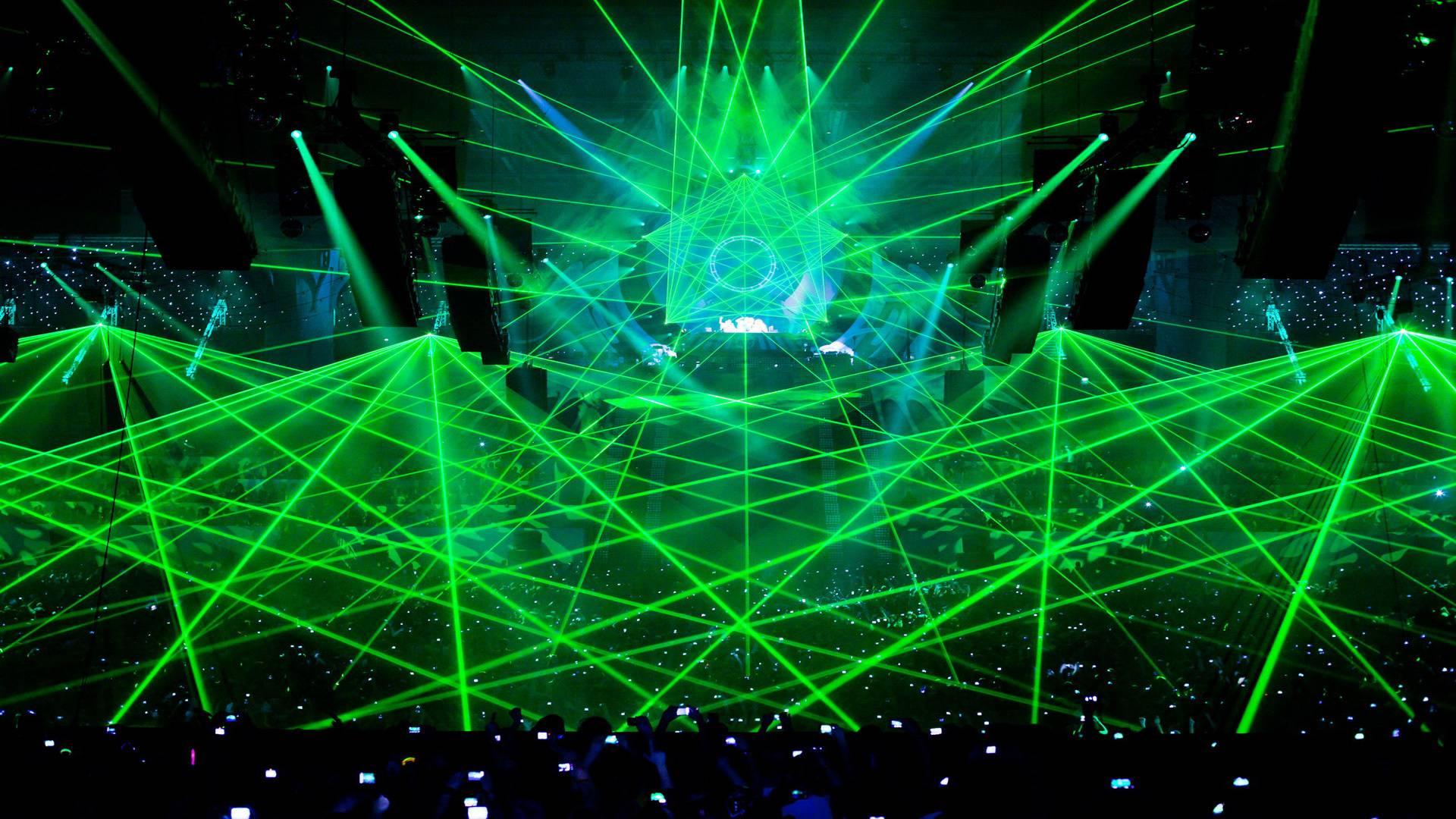 wallpaper muziek concert laser - photo #28