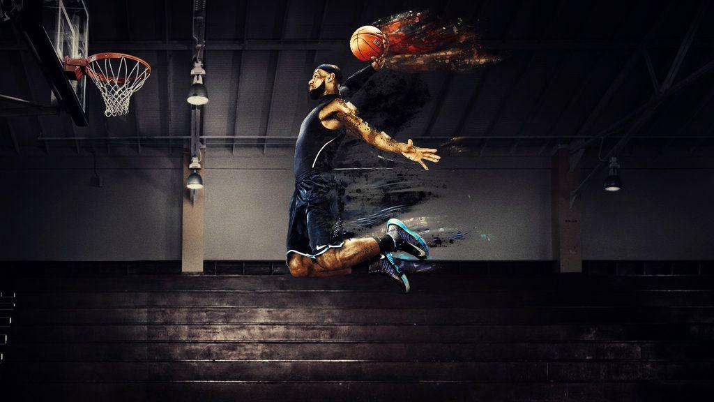 Lebron Dunk Wallpapers 2016 Wallpaper Cave