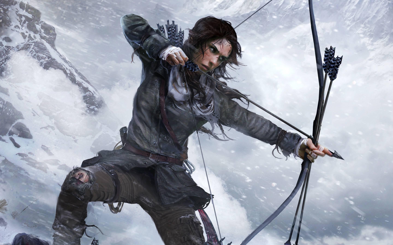 Tomb Raider 2016 Wallpapers - Wallpaper Cave