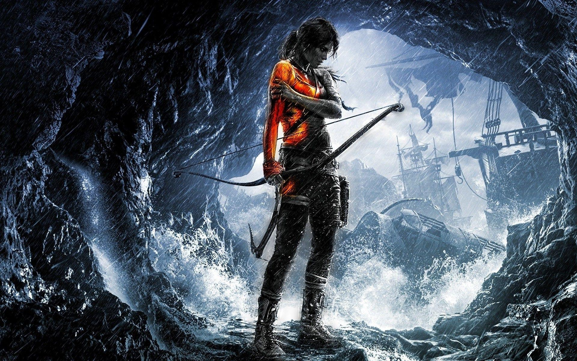 Tomb Raider 2016 Wallpapers Wallpaper Cave