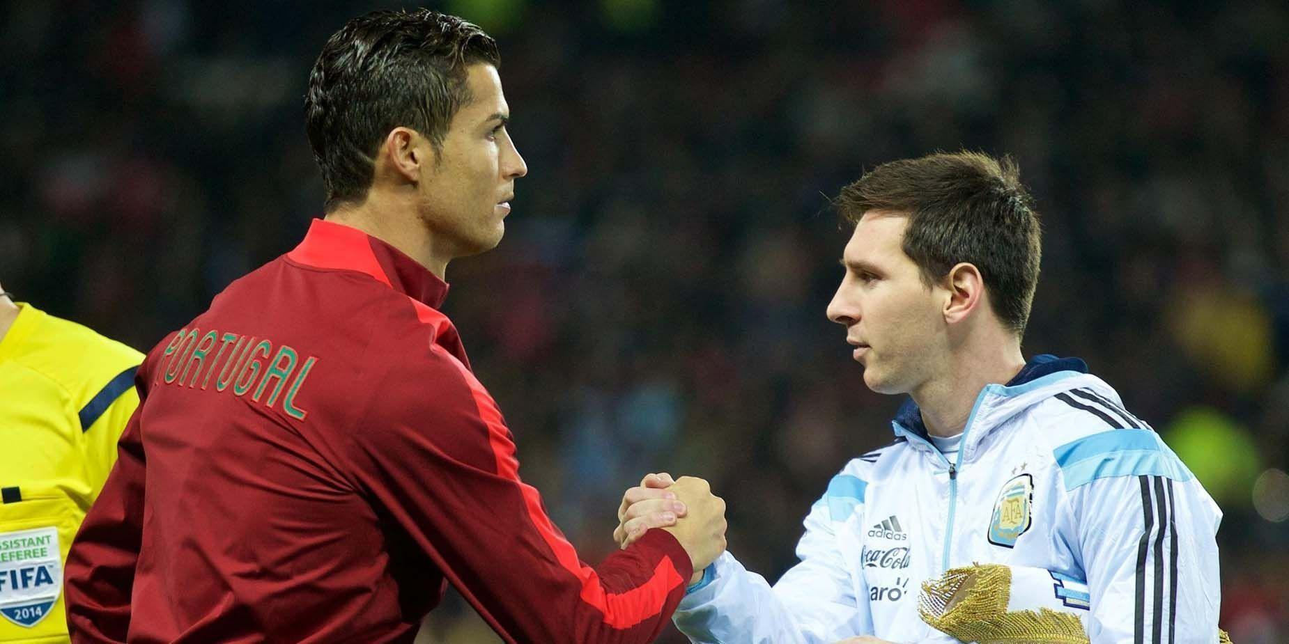 ronaldo vs messi wallpaper 2014 wwwimgkidcom the