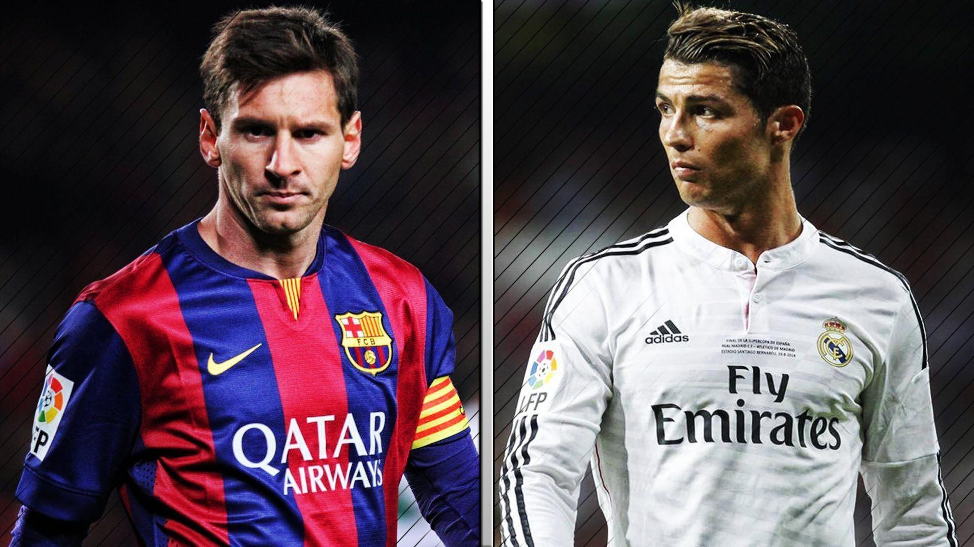 Messi Vs Ronaldo Wallpapers 2016 HD - Wallpaper Cave
