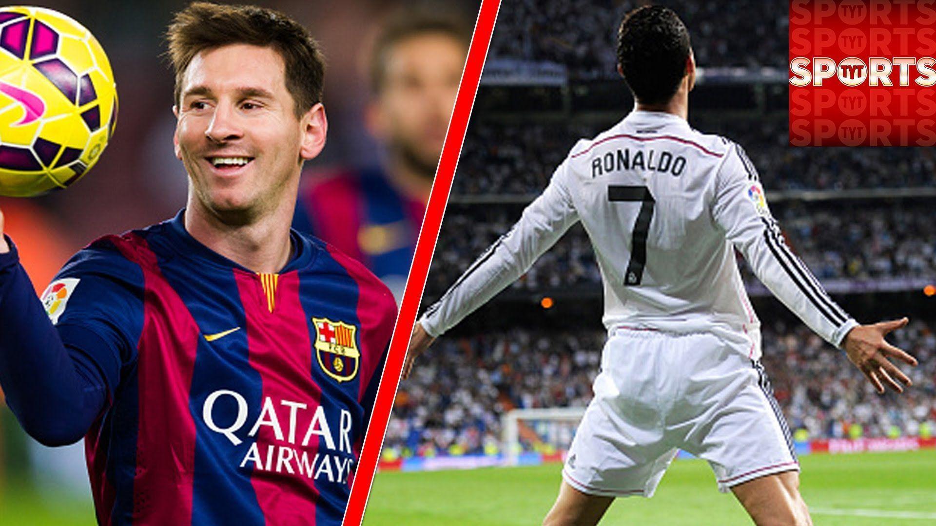 Messi Vs Ronaldo Wallpapers 2016 Hd Wallpaper Cave