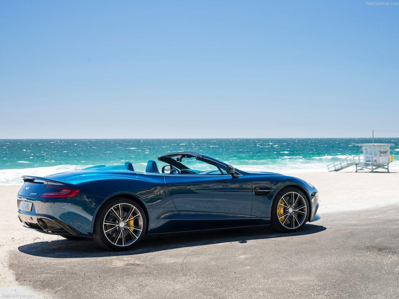 2016 Aston Martin Vanquish Volante Wallpapers Android ~ 2016
