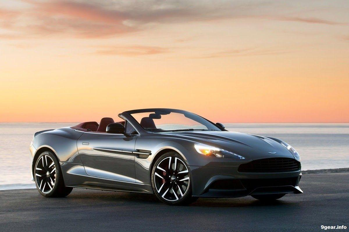2016 Aston Martin Vanquish Volante HD Wallpapers ~ 2016 Cars