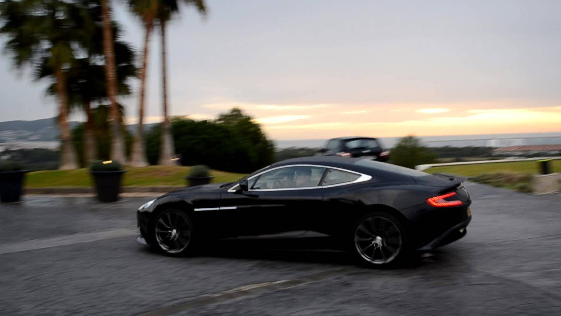 Picture 2016, 2015 Aston Martin Vanquish Carbon Black Cool Car