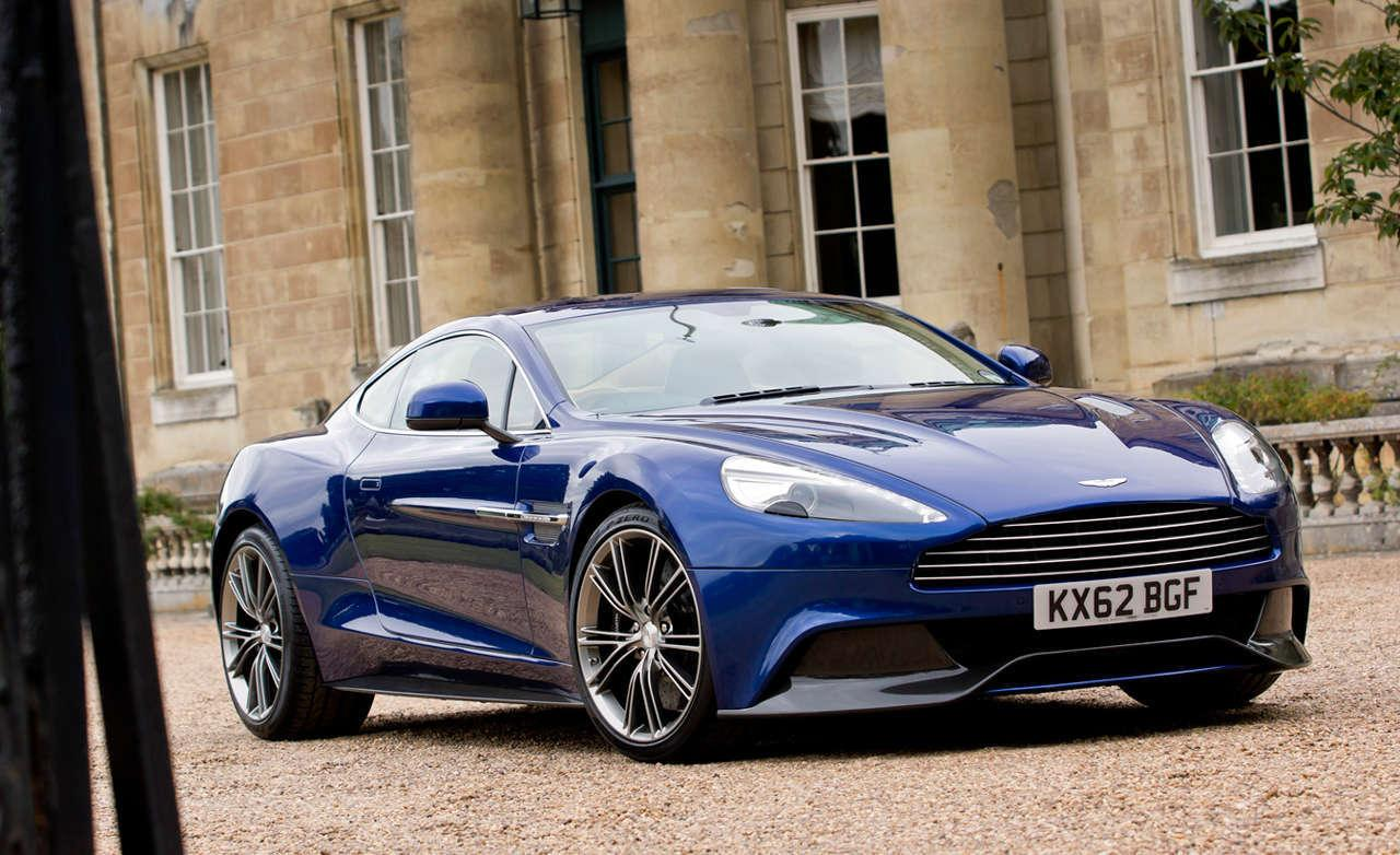 2015 Aston Martin Vanquish Wallpapers