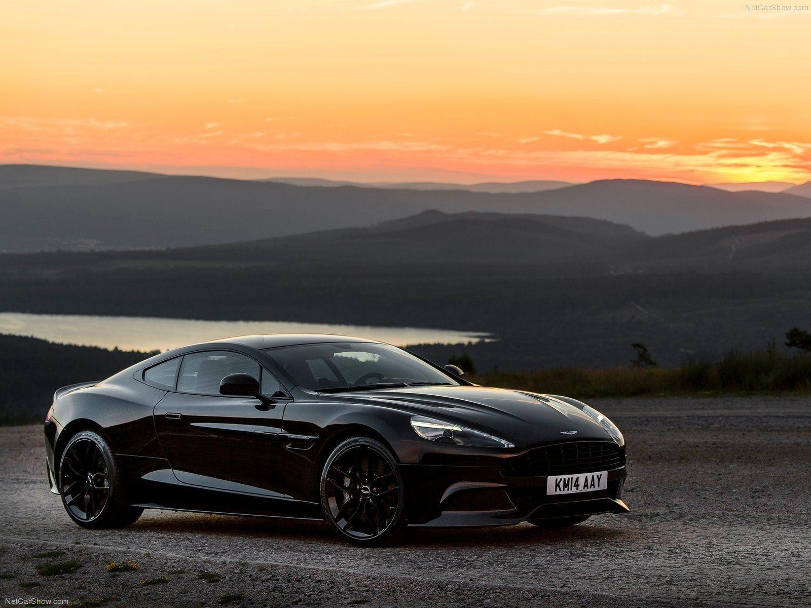 Picture 2016, 2015 Aston Martin Vanquish Carbon Full HD Wallpapers