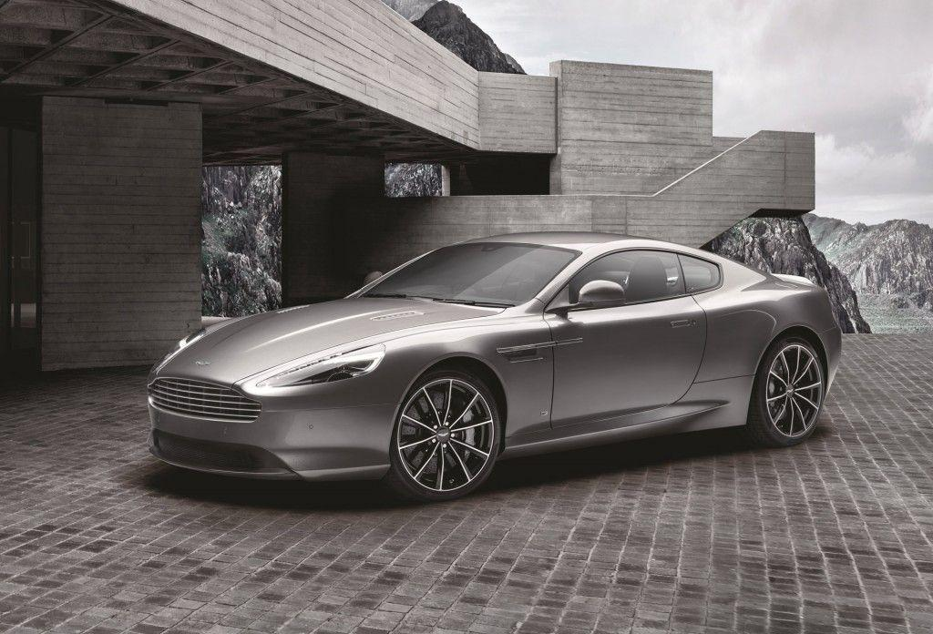 2016 Aston Martin DB9 Wallpaper Backgrounds