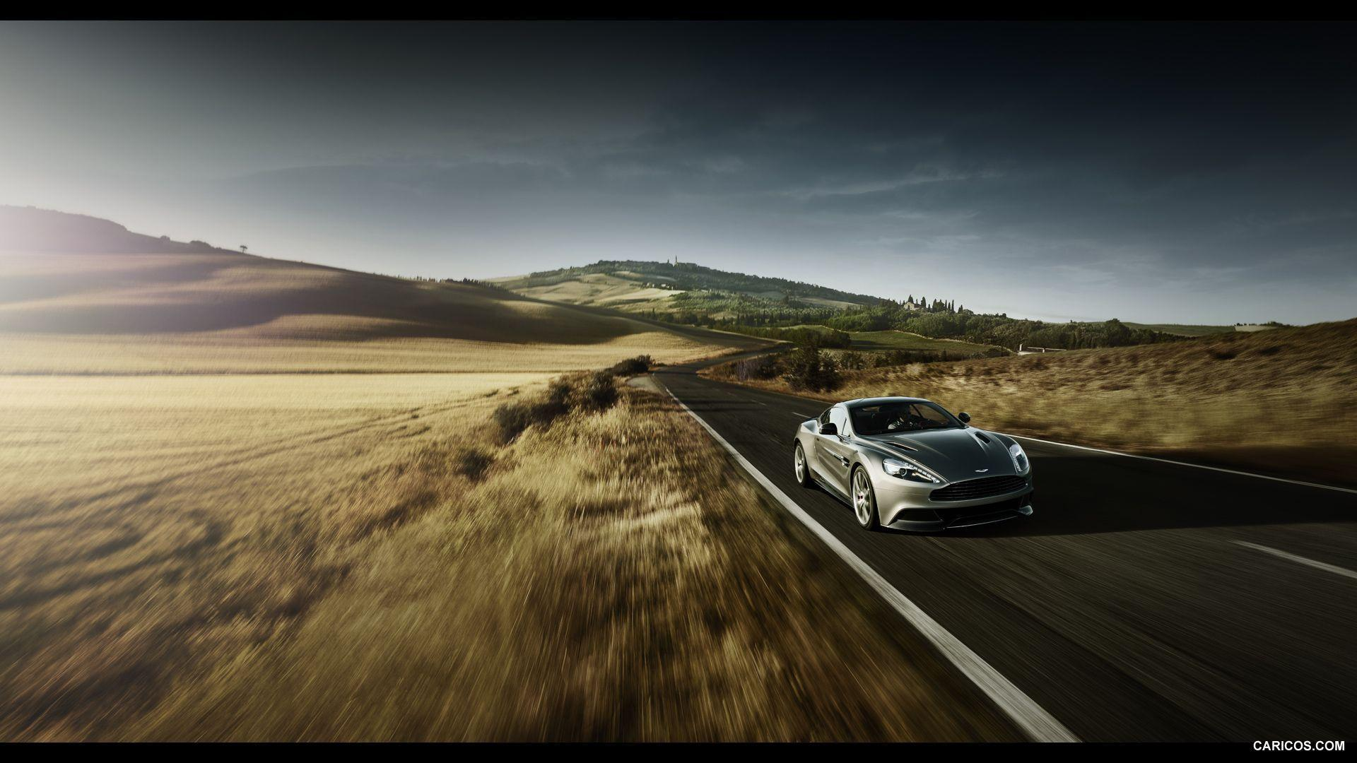 2013 Aston Martin DB9 Wallpapers