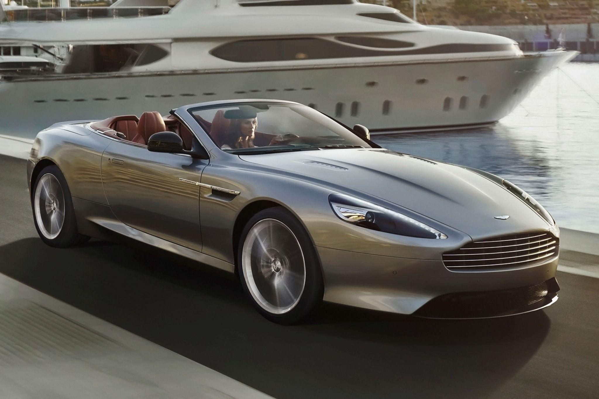 Aston Martin Vanquish Wallpapers Widescreen