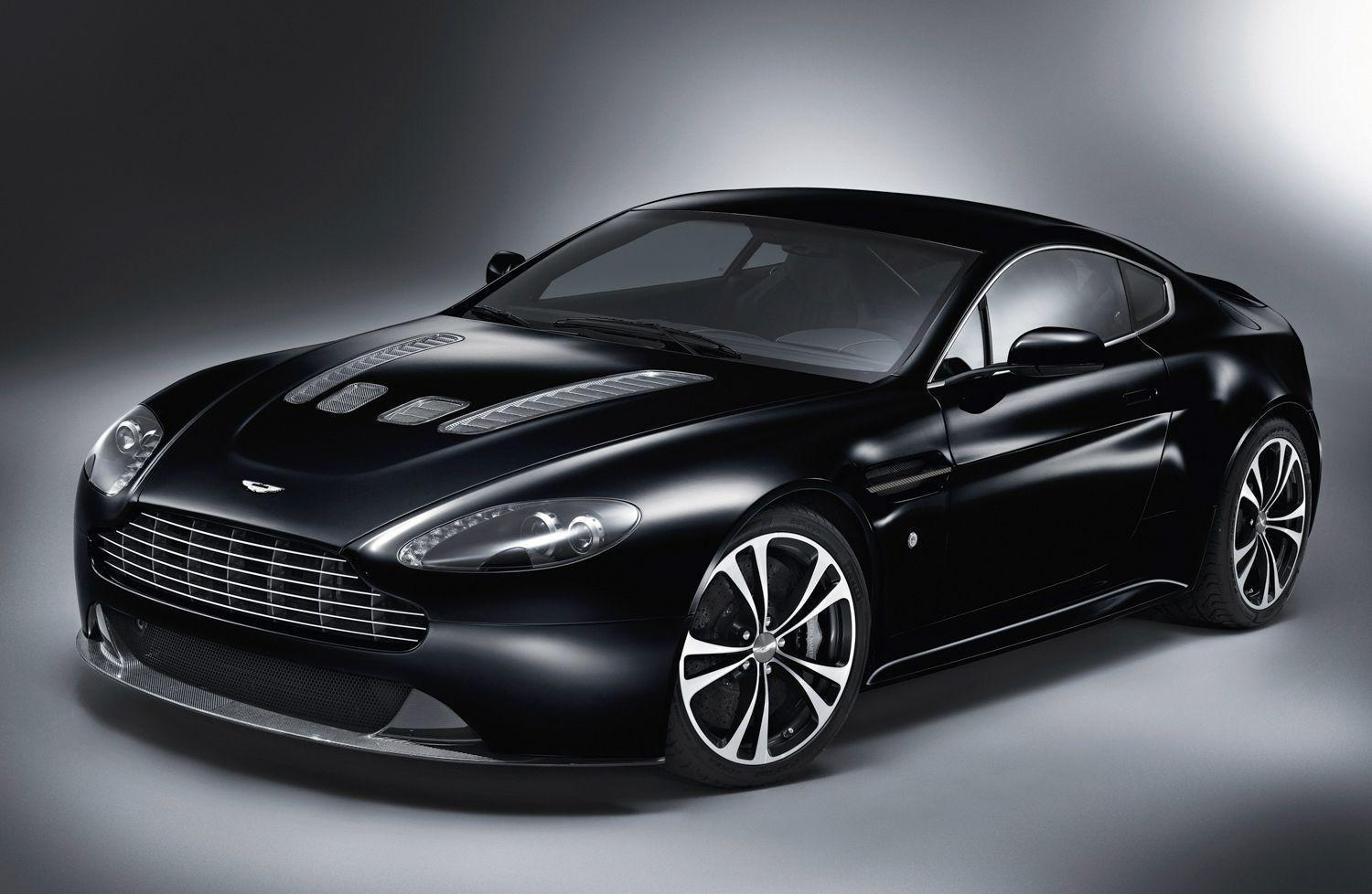 Picture 2016, 2015 Aston Martin Vanquish Carbon Black HD Quality