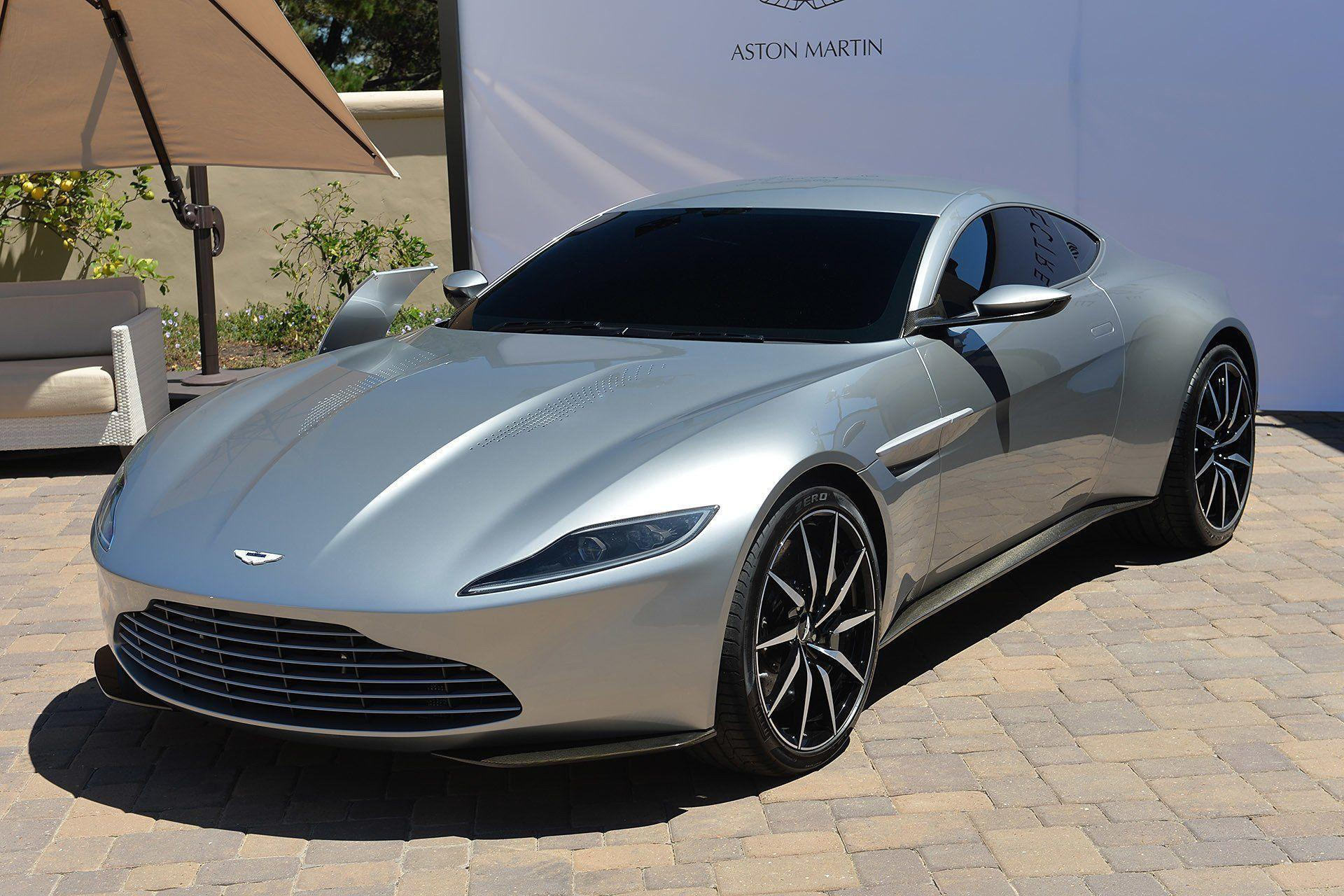 Aston Martin db10 coupe cars 2016 wallpapers