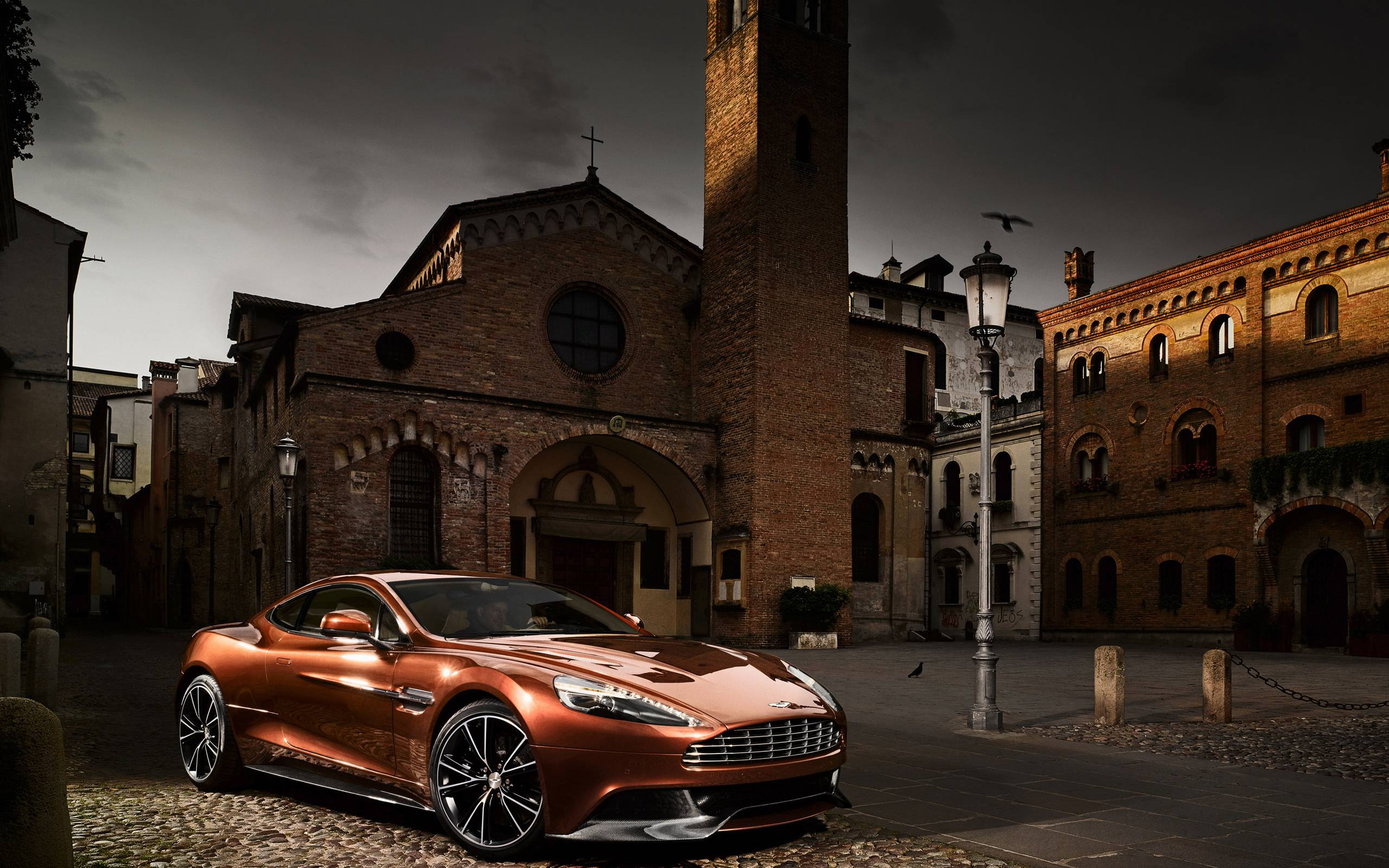 Aston Martin Vanquish Wallpapers Wallpapers