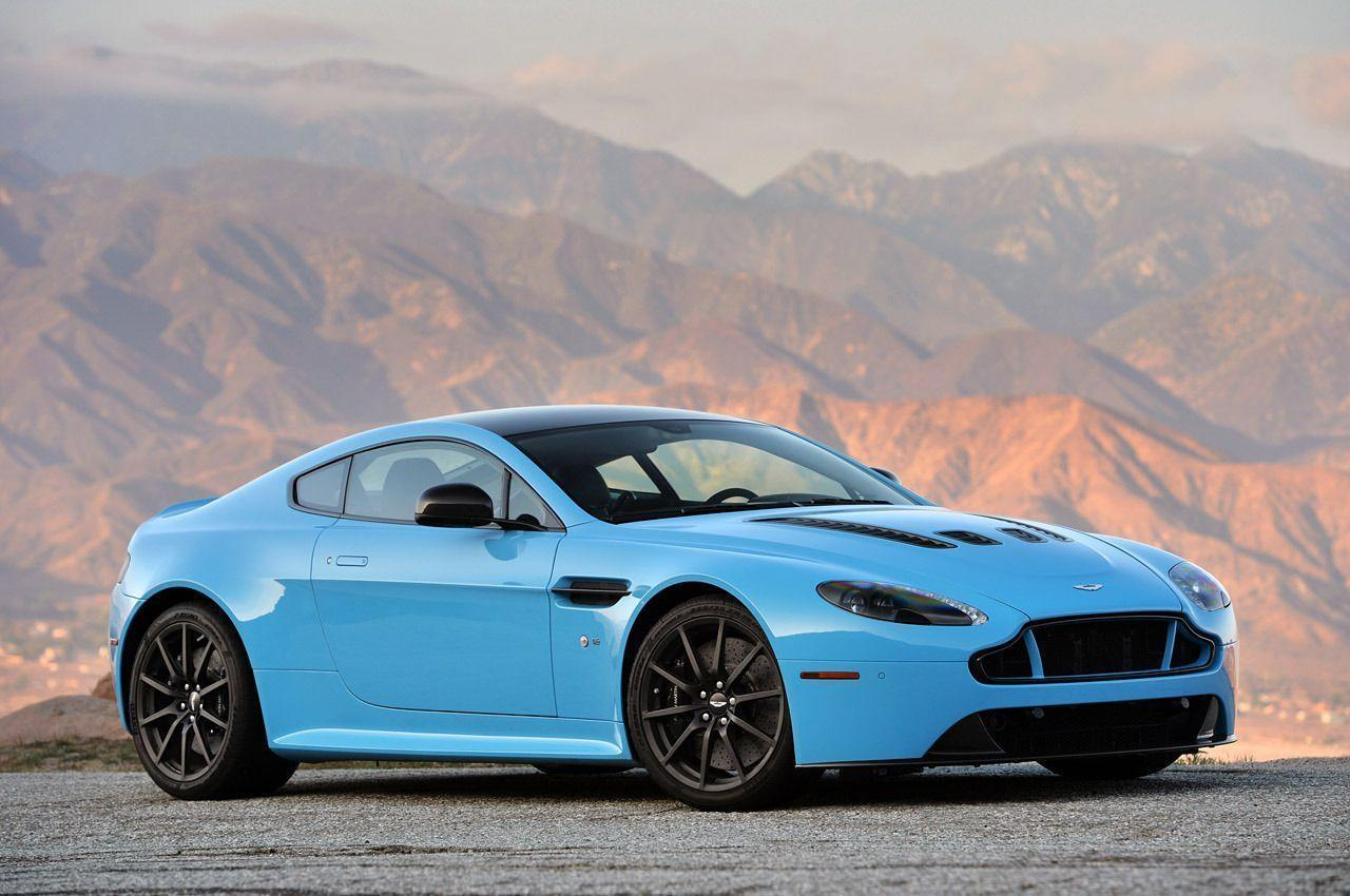 2014 Aston Martin V12 Wallpapers