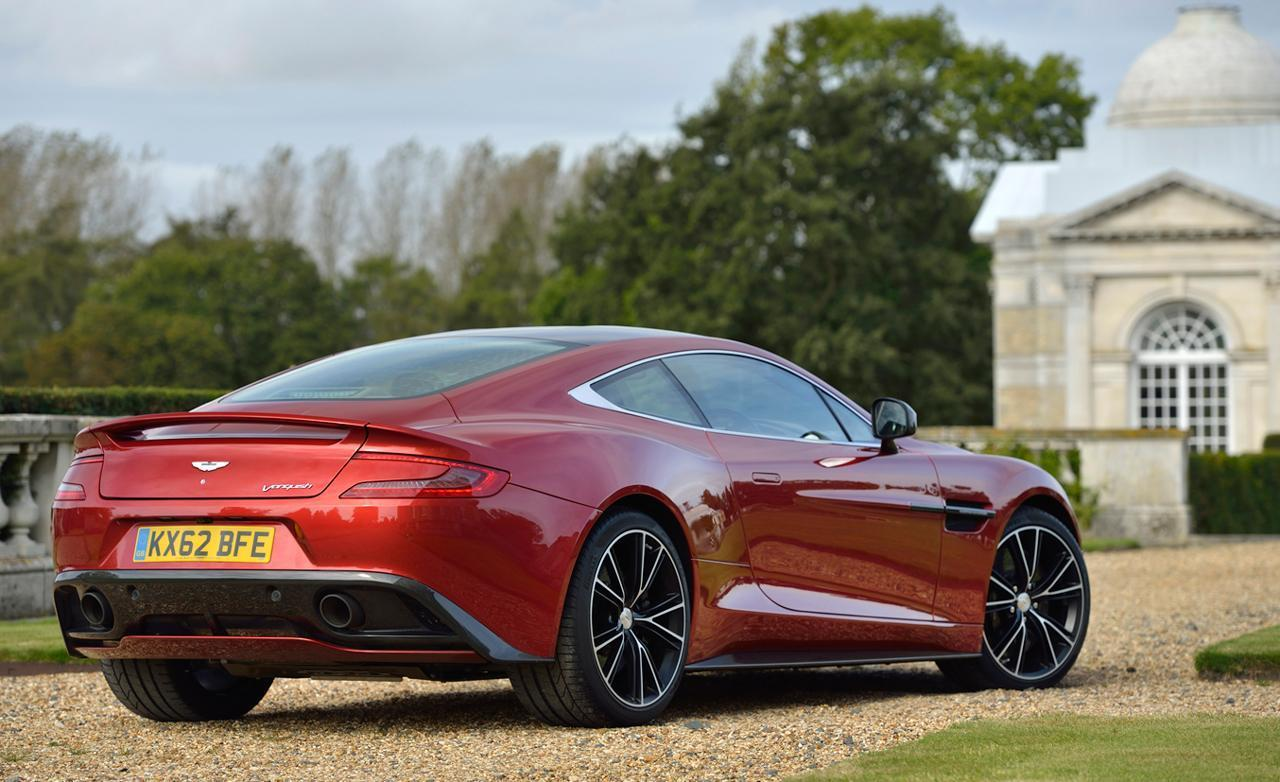 Picture 2016, 2016 Aston Martin Vanquish Cost Wallpapers