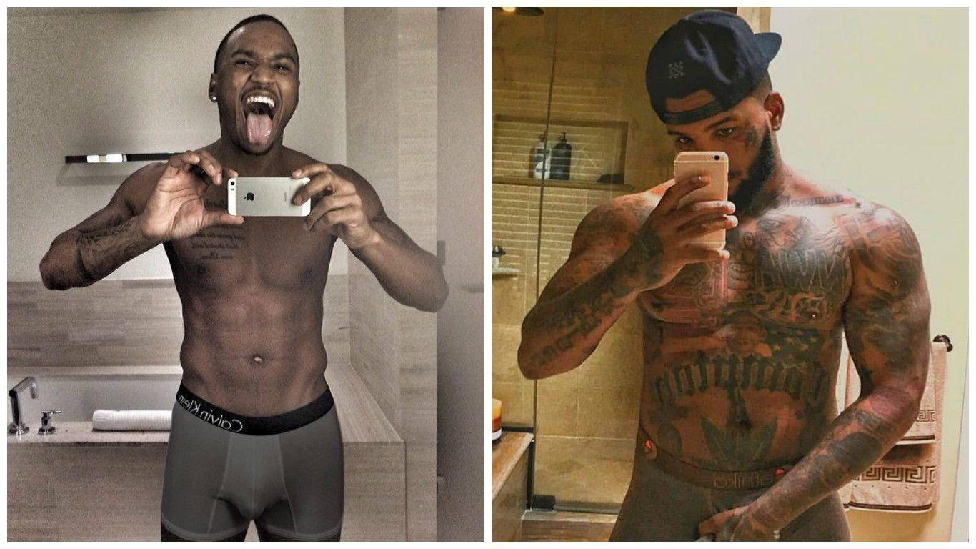 Trey songz gets freaky on stage with 2 girls - 5 4