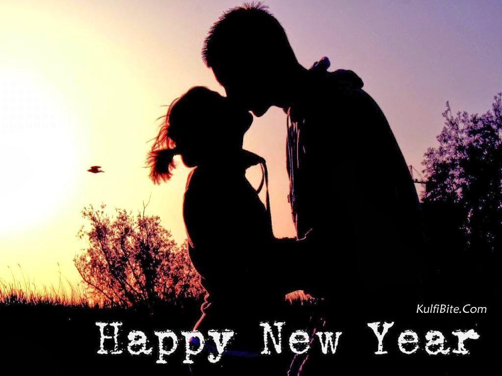 2019 year for lady- Year new Happy kiss pictures