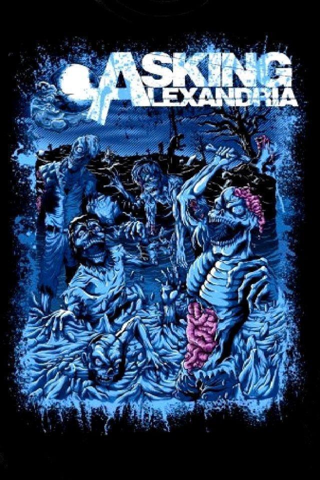 asking alexandria logo wallpapers 2016 wallpaper cave