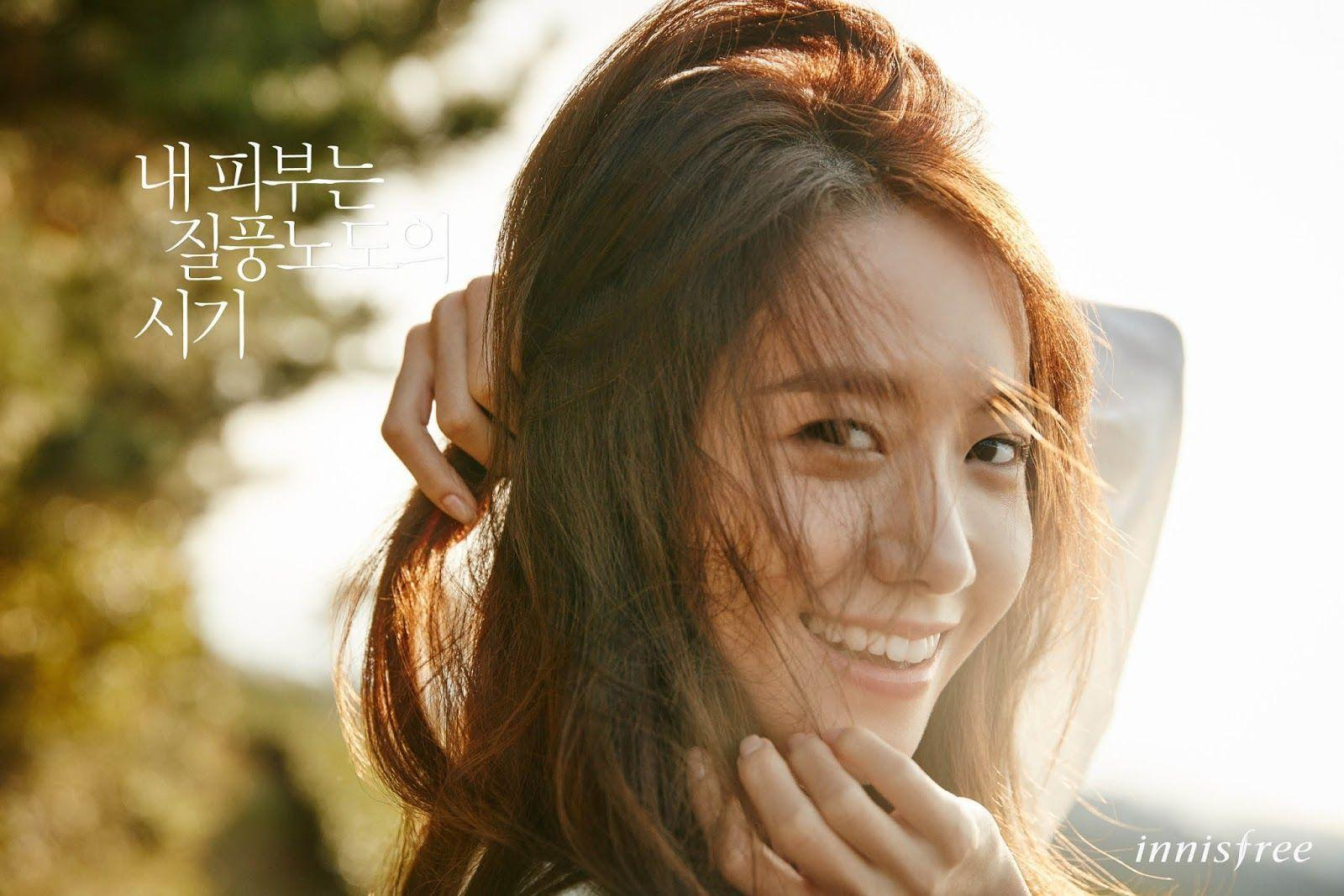 Yoona innisfree 「ORCHID ENRICHED CREAM」 2016 Promotion