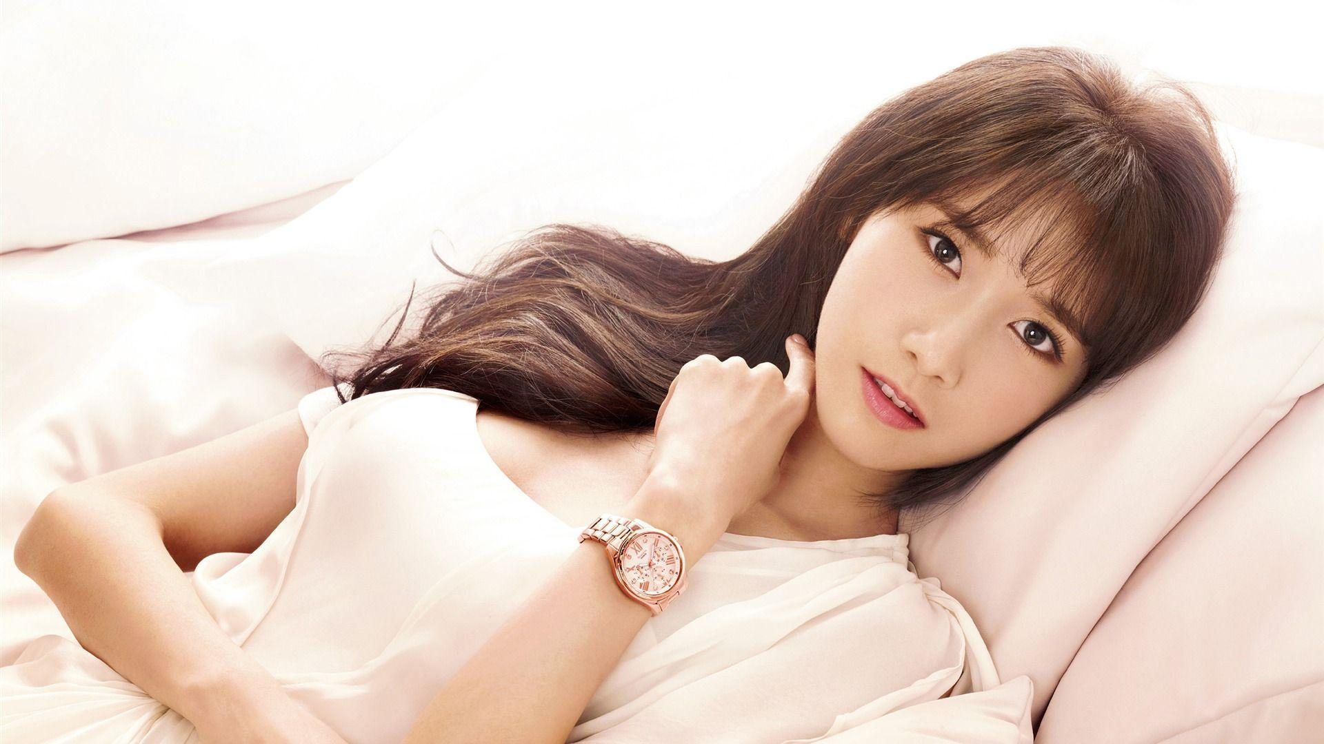 Yoona Korean Girls Generation HD Photo Wallpapers 01