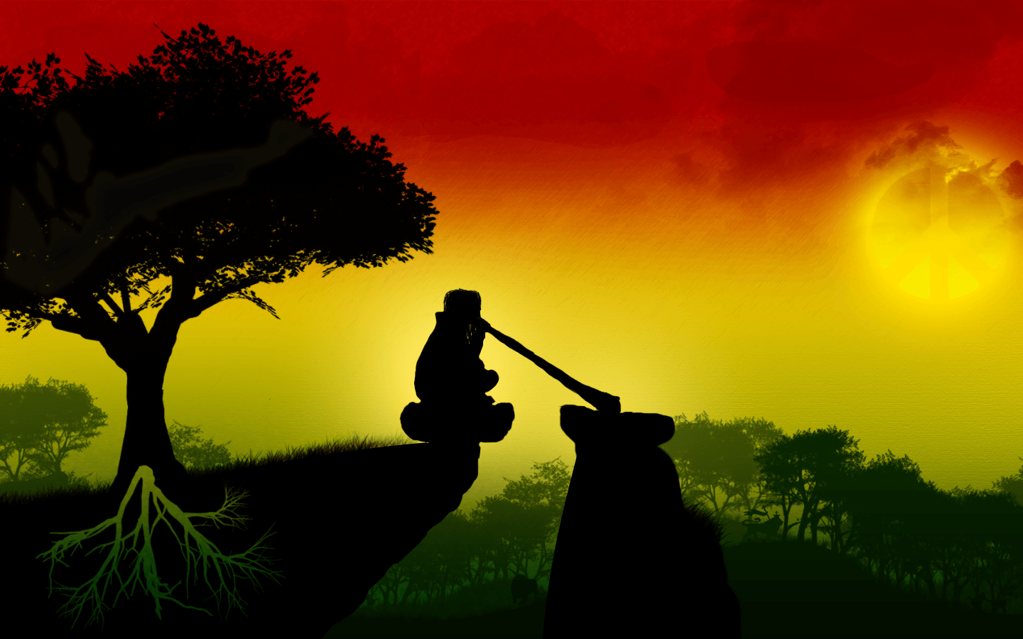 HD Rasta Wallpapers 2016