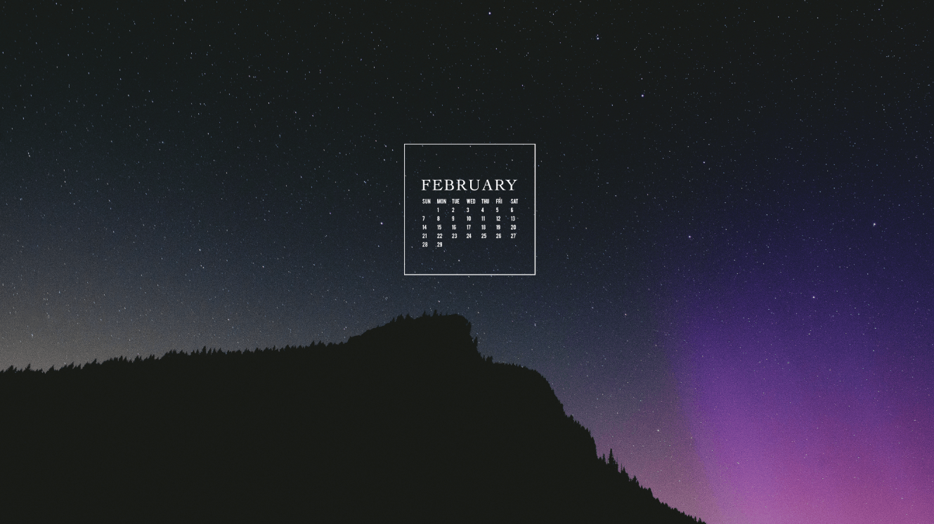February Calendar Wallpaper Phone : February wallpapers calendar wallpaper cave