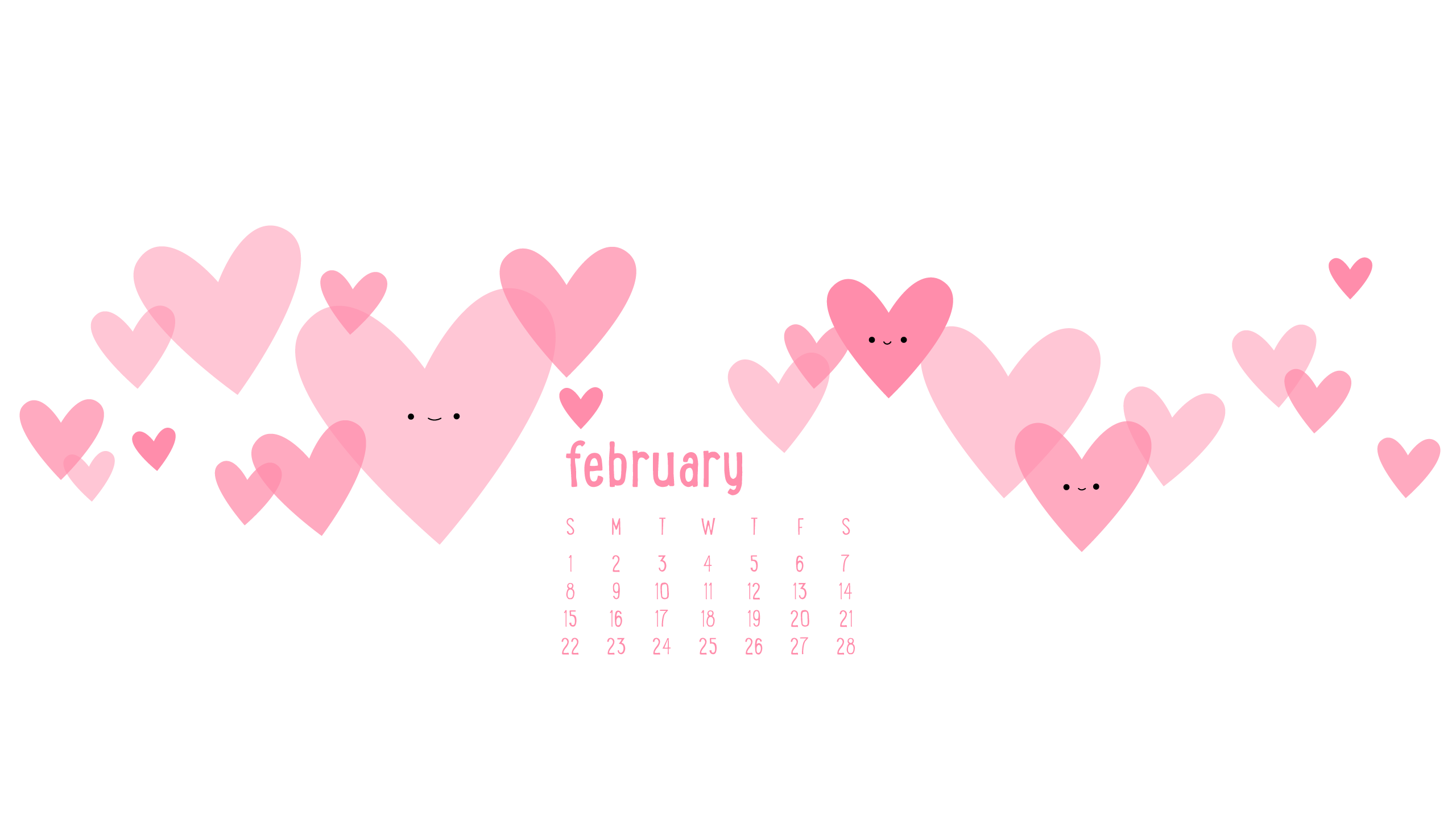 February Calendar Wallpaper Hd : February wallpapers calendar wallpaper cave
