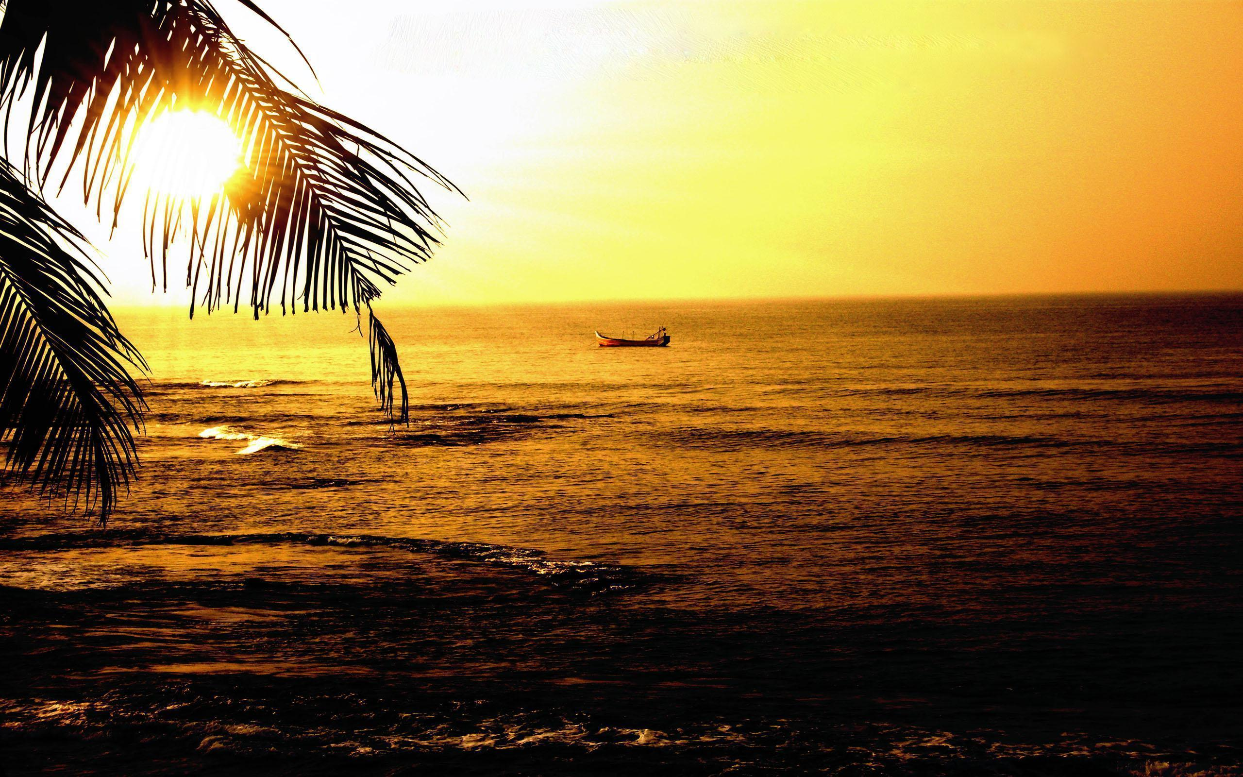 Goa Beach Hd Images: Nature Wallpapers 2016
