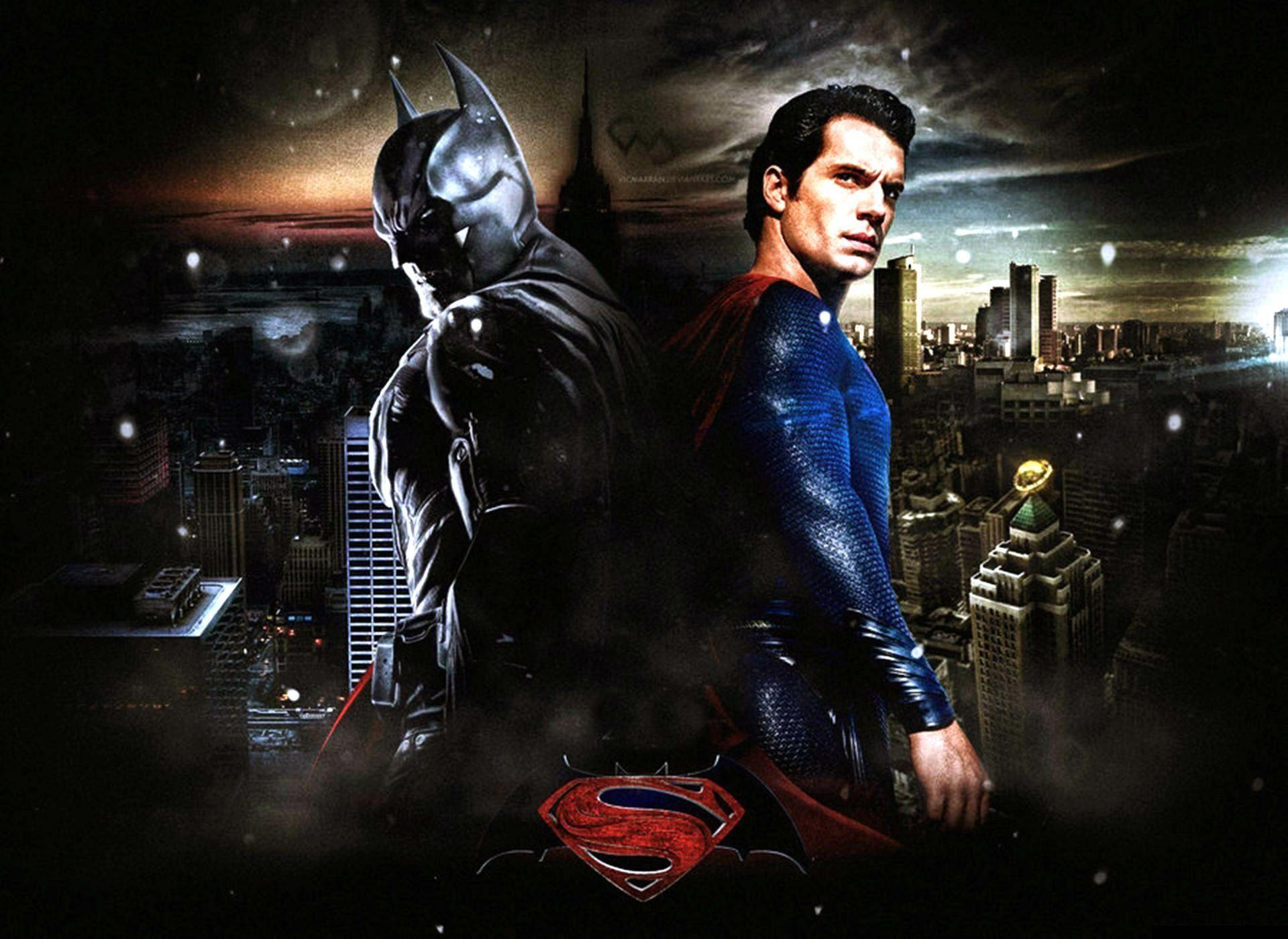 Superman Vs Batman Kinox