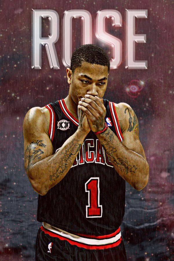 derrick rose wallpaper iphone