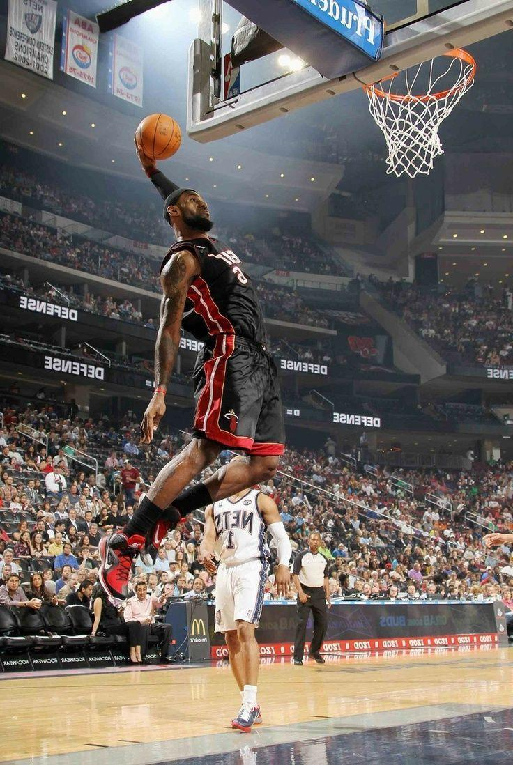 Lebron James Wallpapers Dunk 2016 - Wallpaper Cave