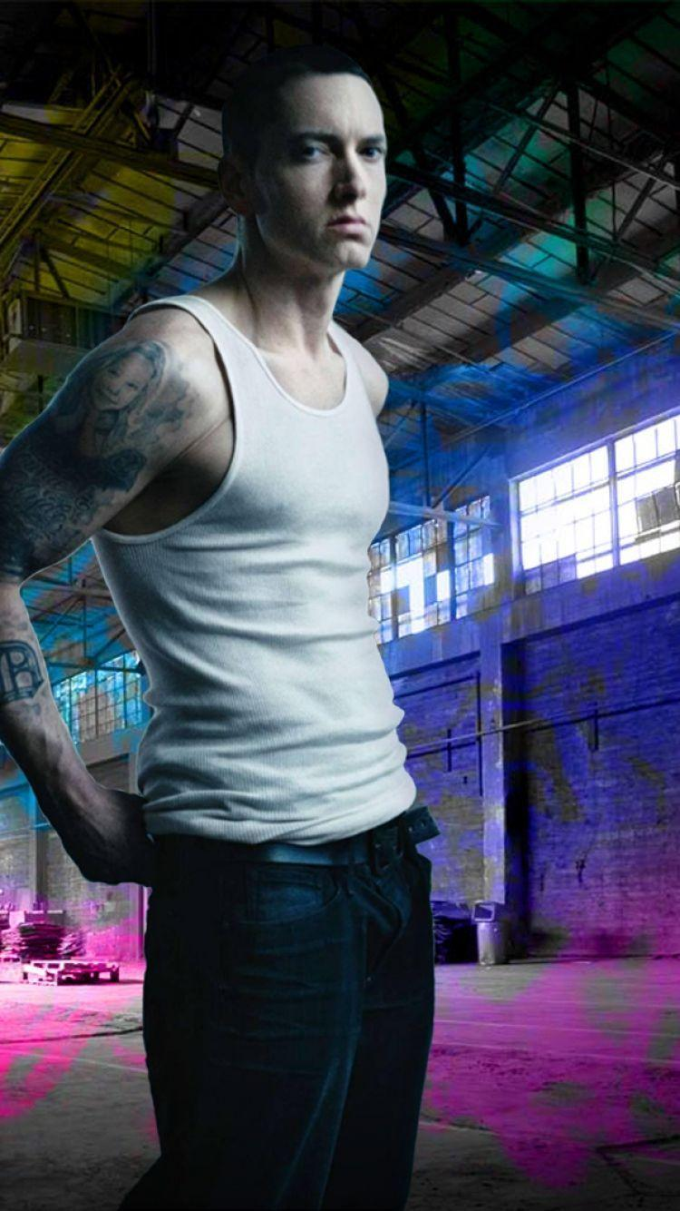 IPhone 6 Eminem Wallpapers HD, Desktop Backgrounds 750x1334