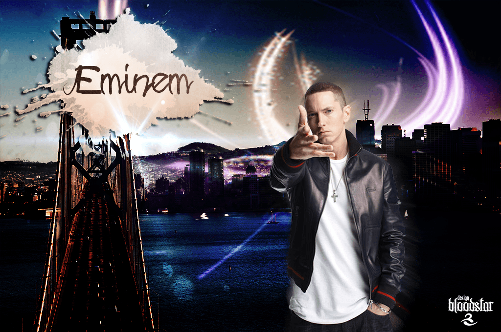 Eminem Wallpaper Work by BloodStarGraphic on DeviantArt