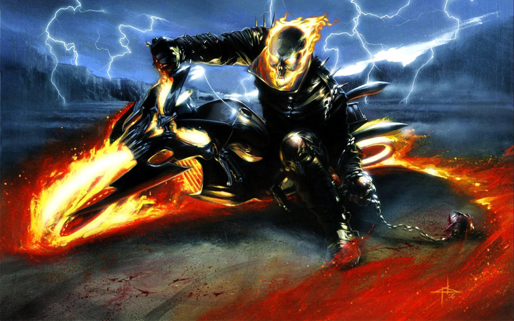 Ghost Rider Wallpapers 2016 - Wallpaper Cave