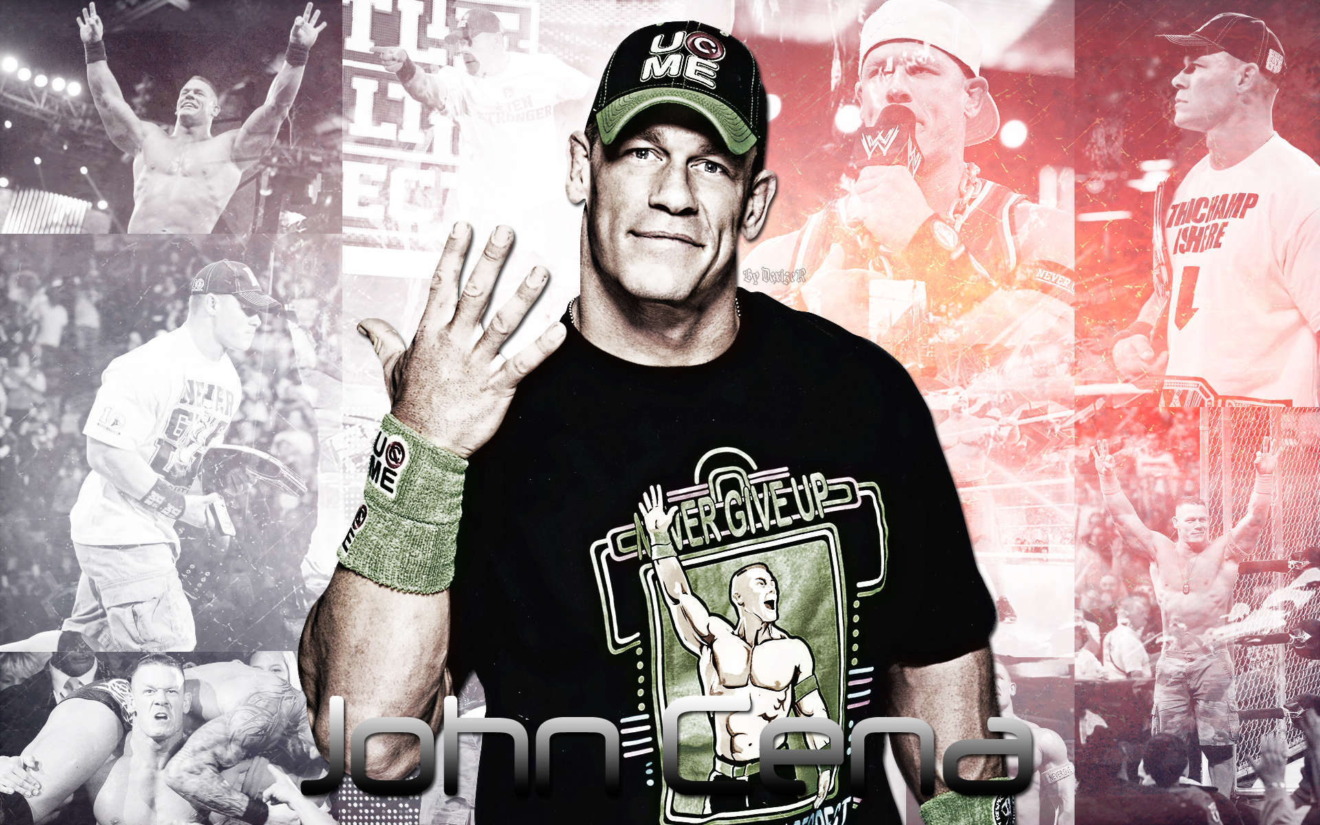 Wwe John Cena Mobile Wallpapers 2016