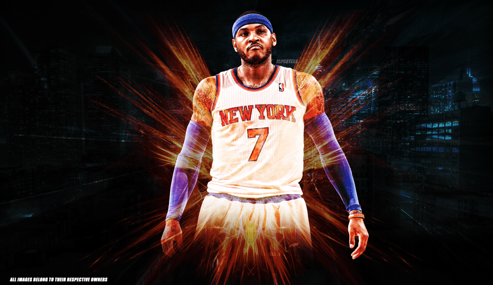 Carmelo Anthony Wallpapers 2016 - Wallpaper Cave