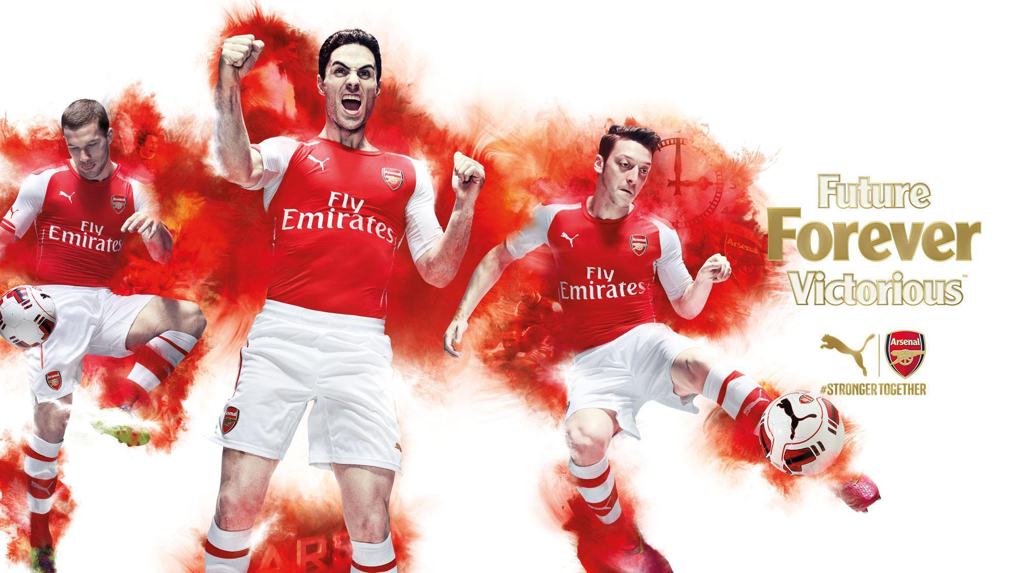 Arsenal Wallpapers 2016 - Wallpaper Cave