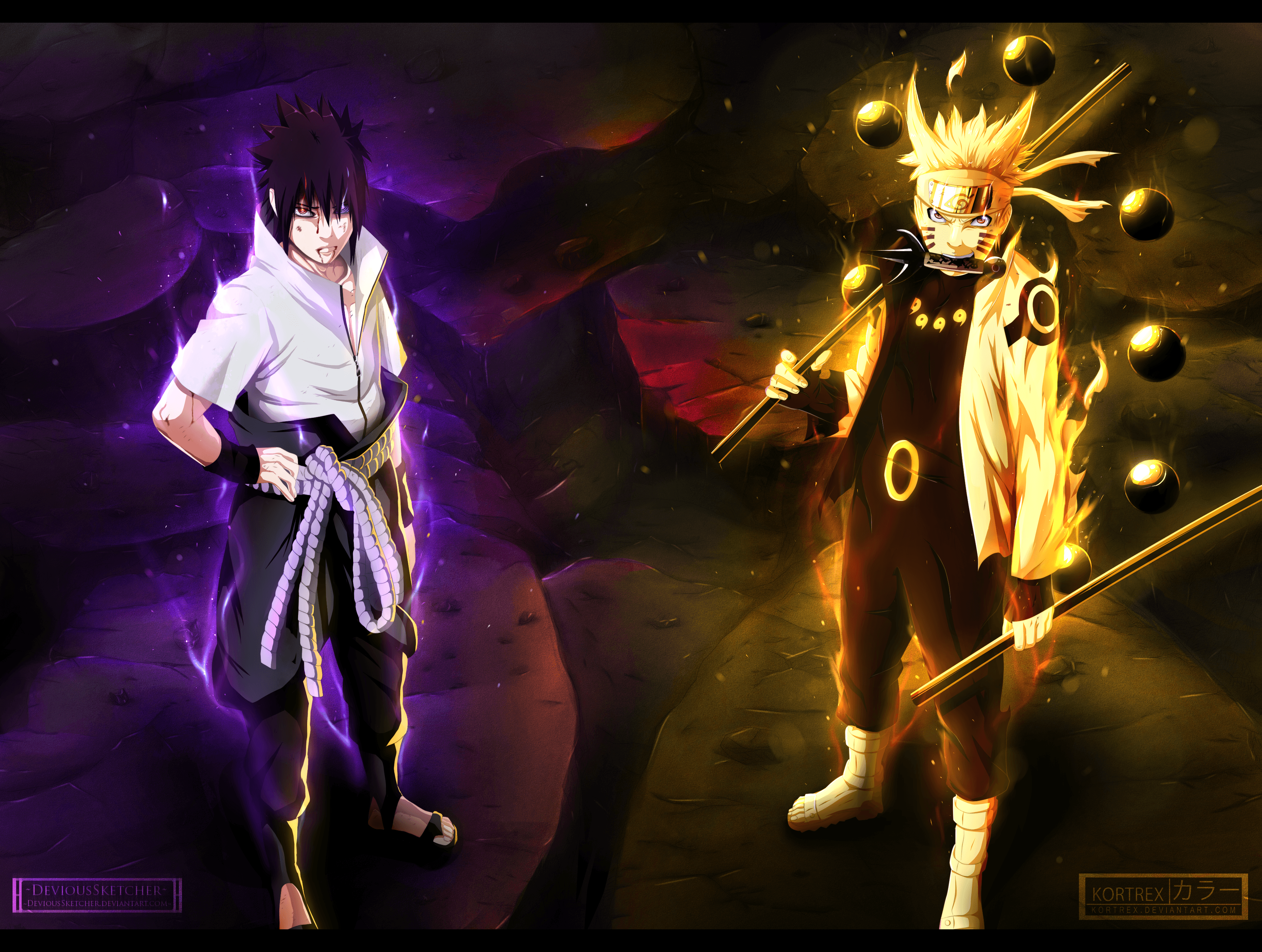 1784 Naruto HD Wallpapers