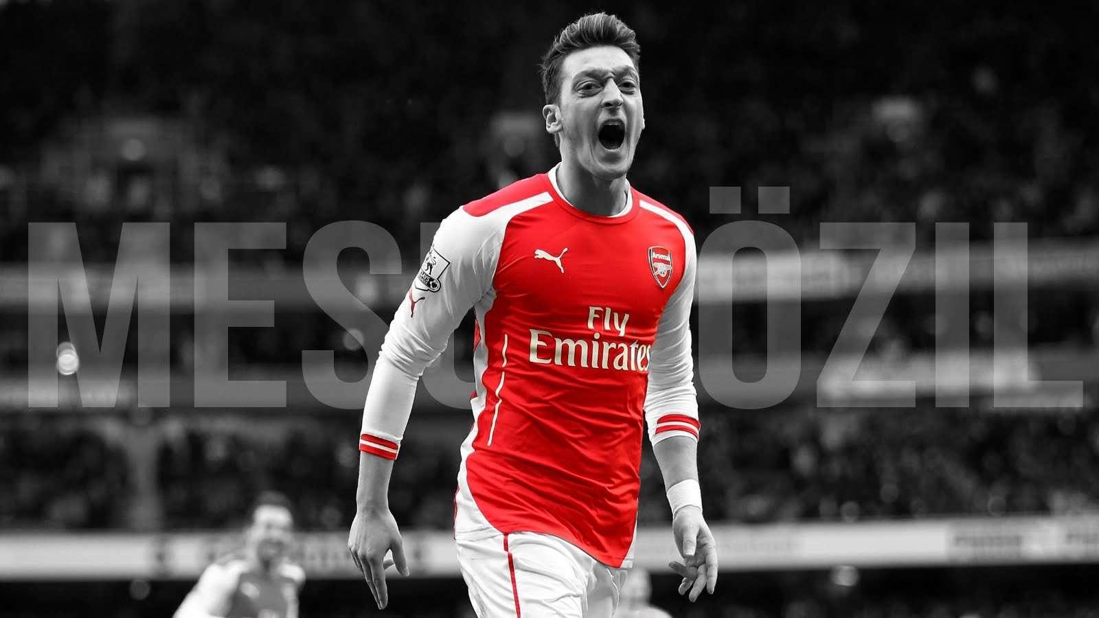 Mesut Özil Wallpaper Hd: Arsenal Wallpapers 2016