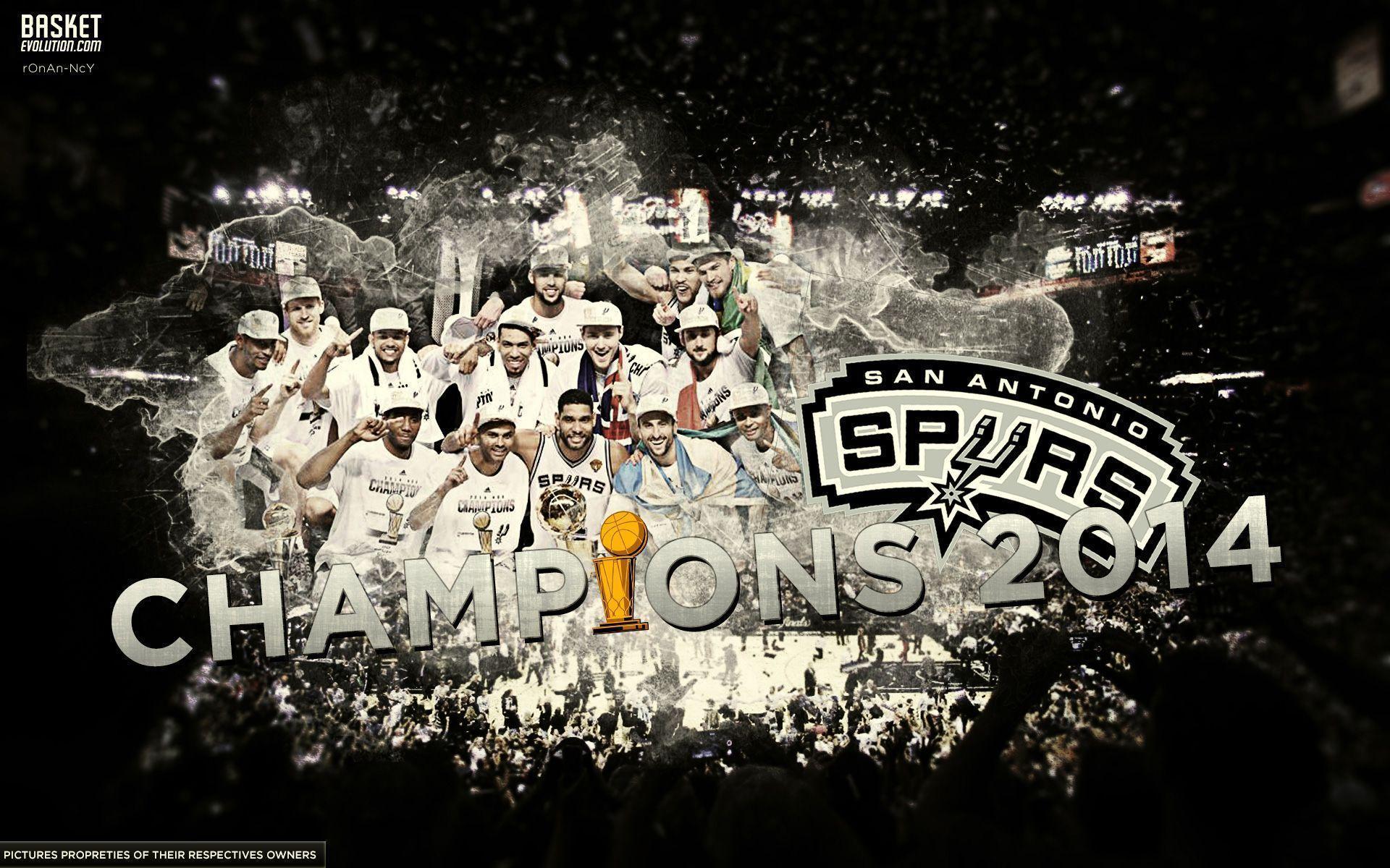 San Antonio Spurs 2016 Wallpapers