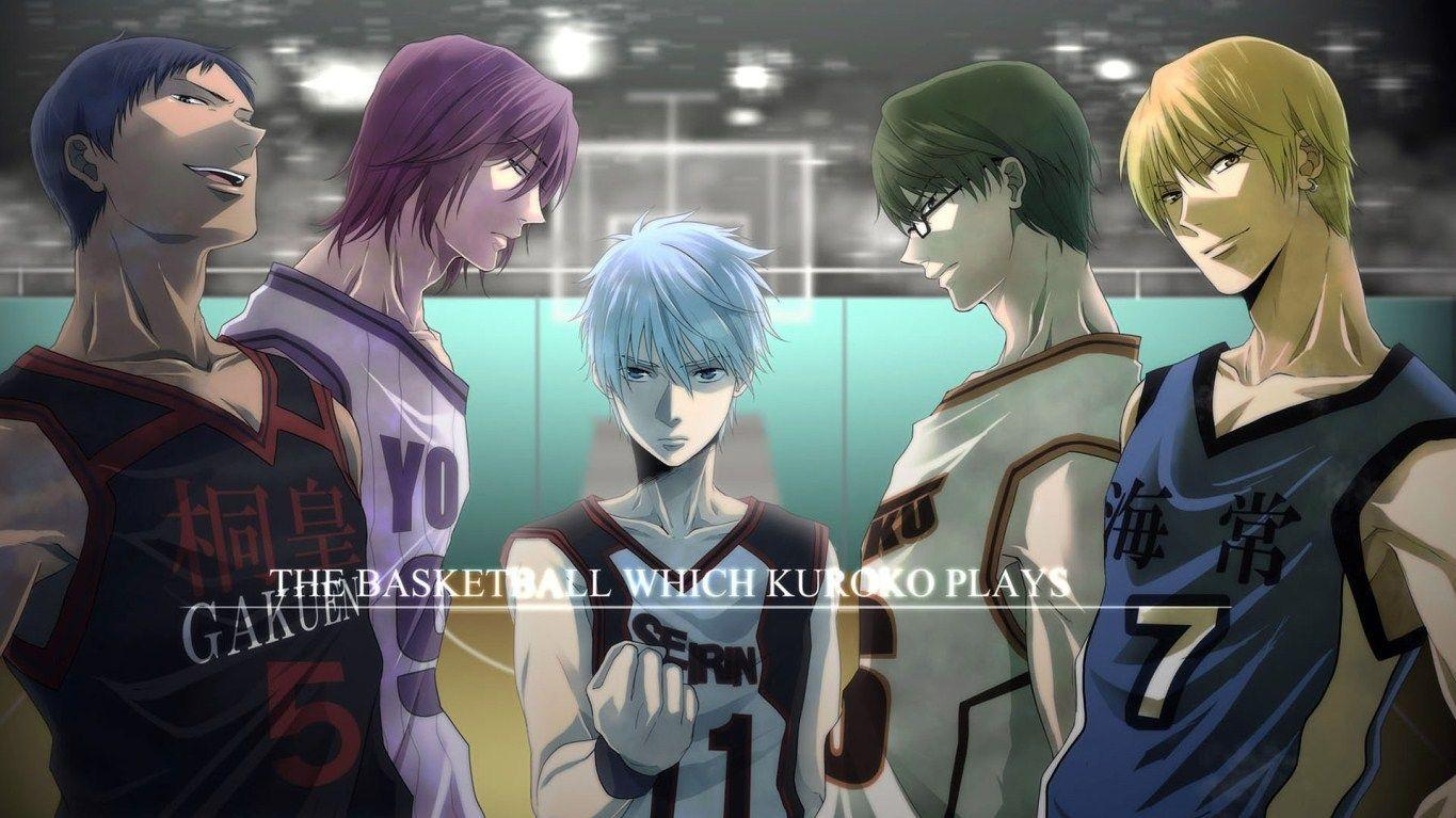 generation of miracles aomine - photo #13