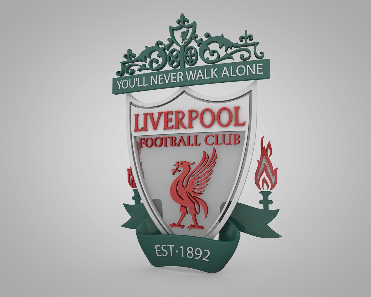 Wallpapers Logo Liverpool 2016