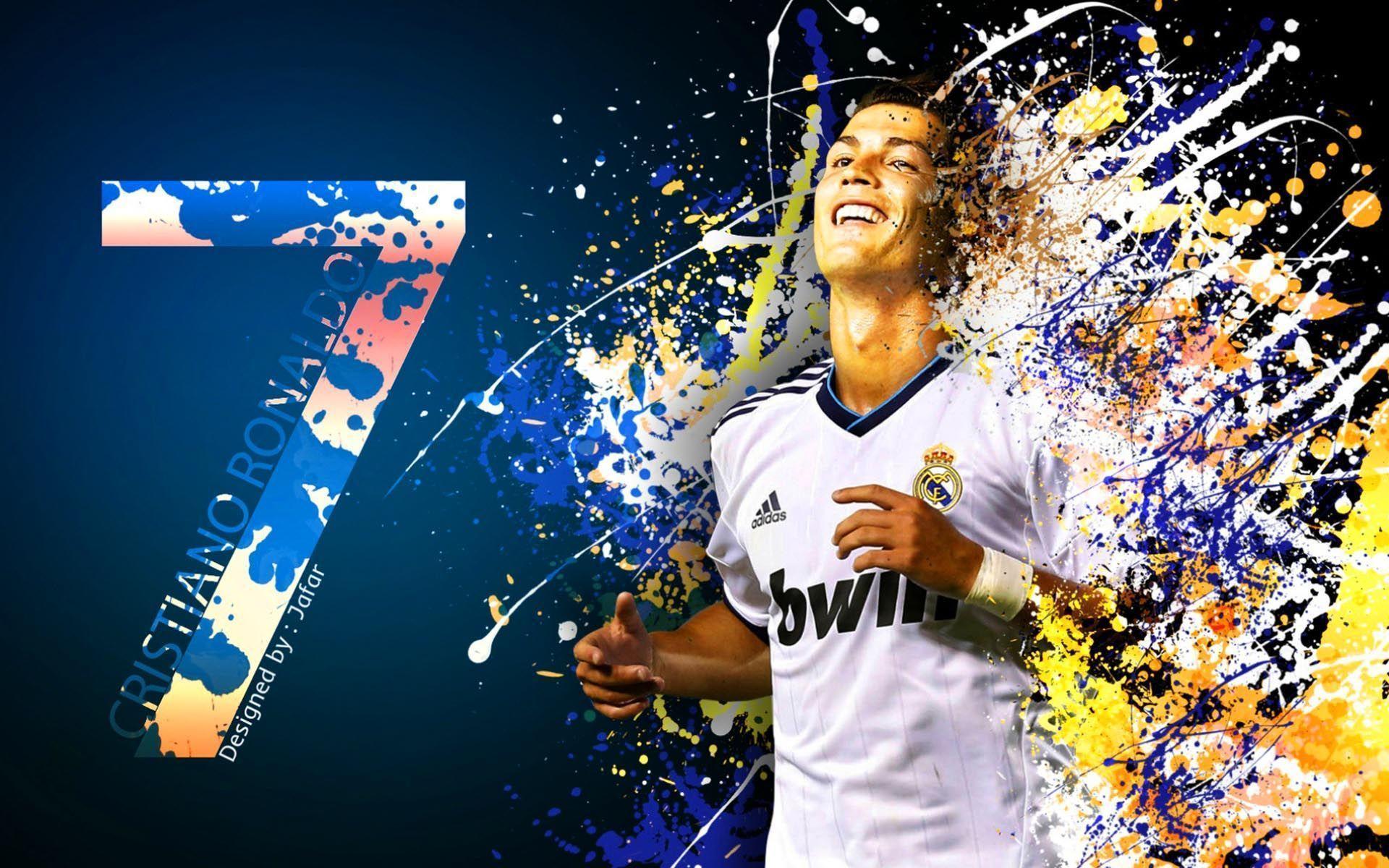 Cristiano Ronaldo 7 Wallpapers