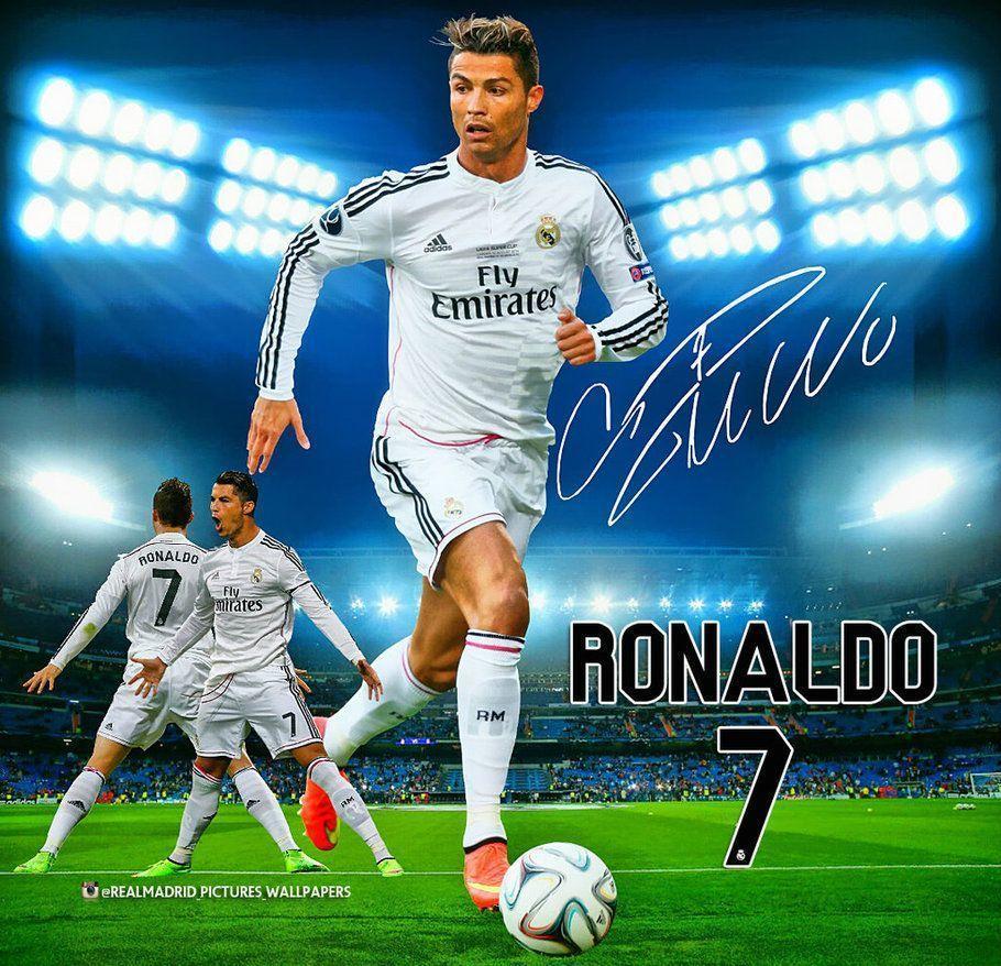 Cristiano Ronaldo Wallpaper: Cristiano Ronaldo 7 Wallpapers 2016